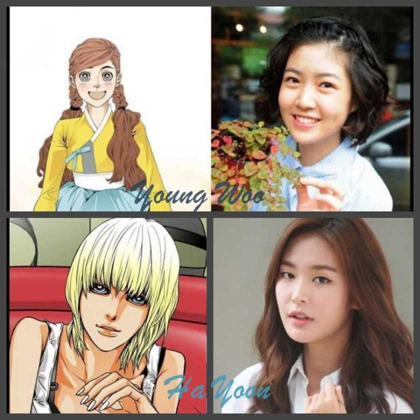 Youngwoo Hayoon